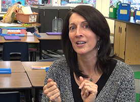Karyn Warner, Second Grade Teacher