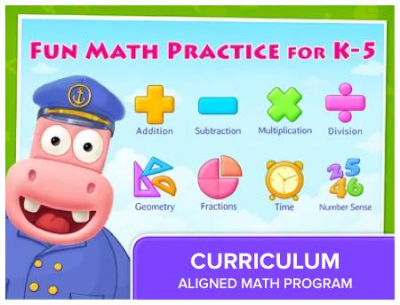 Curriculum aligned content