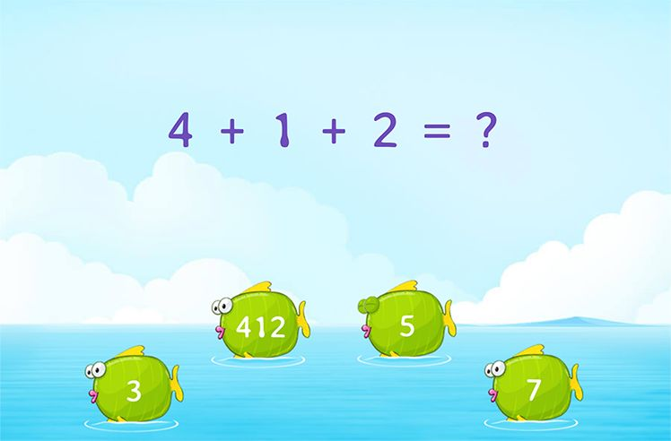 Add Three 1-Digit Numbers