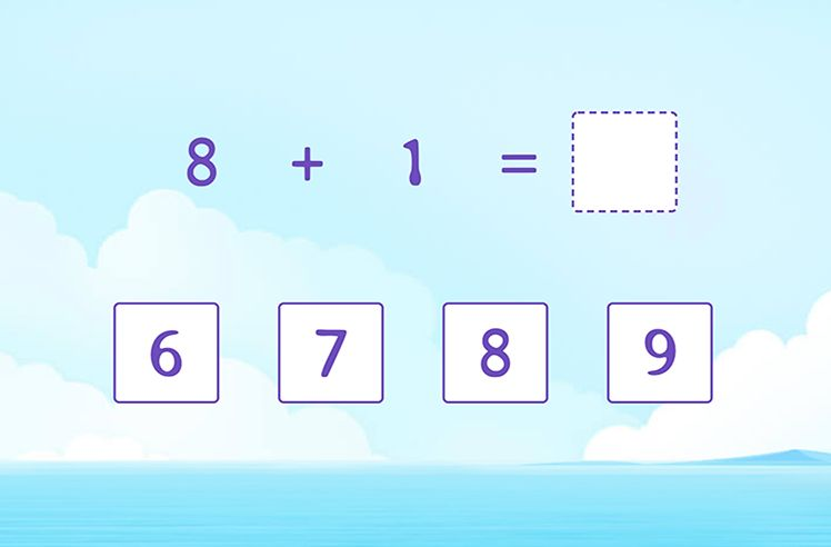 Finding Sum (Up to 10)