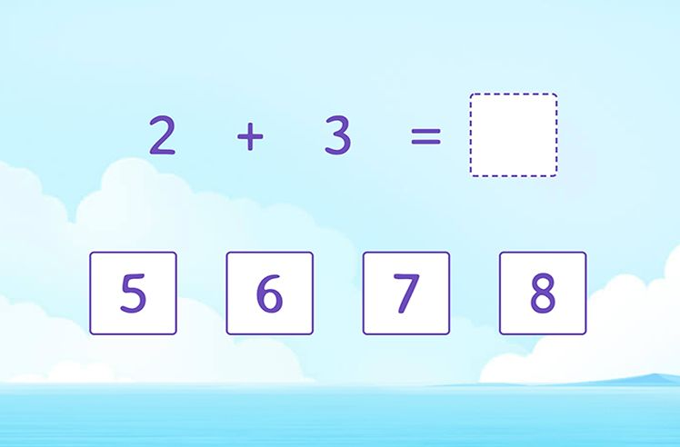 Add Two Numbers (Up to 5)