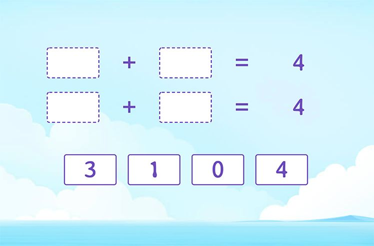 Different Ways to Make a Number