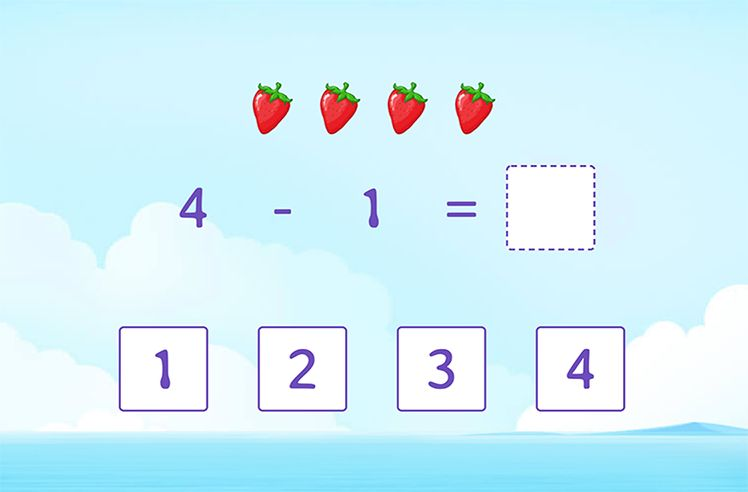 Word Problems: Subtracting One