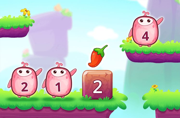 Compose and Decompose Numbers with Oolzoos