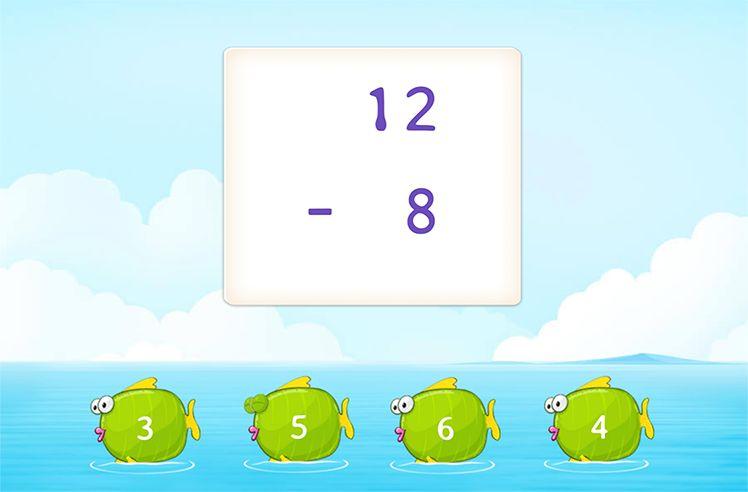Solve Subtraction Problems