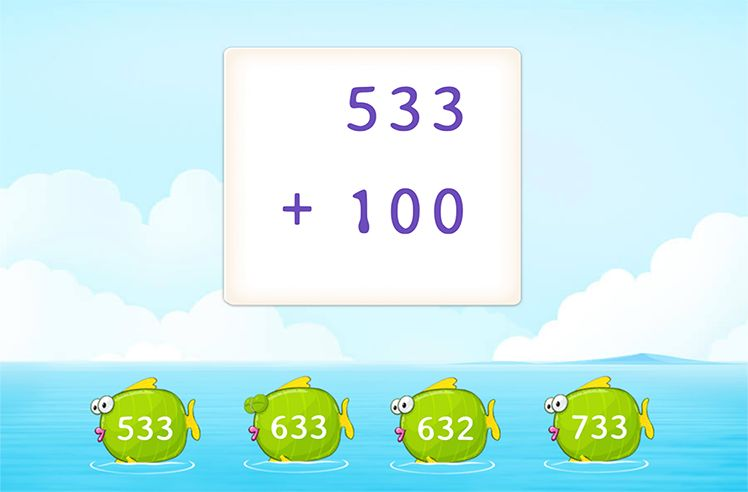 Adding 100 to a 3-Digit Number