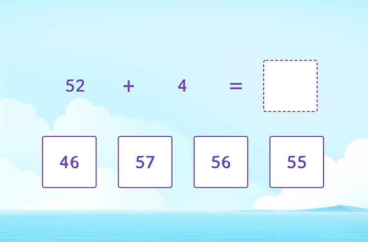 Use Addition to Find the Answer