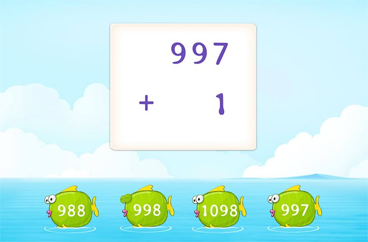 Add 3-Digit and 1-Digit Numbers
