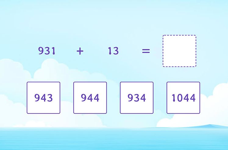 Adding 3-Digit and 2-Digit Numbers