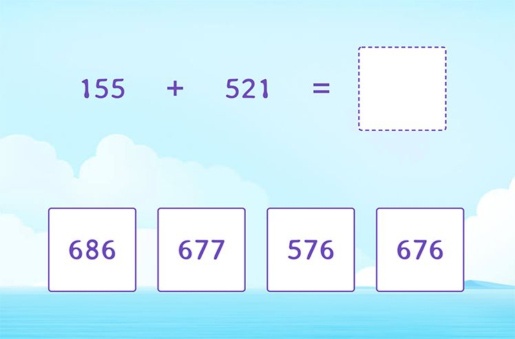 Fluently Add 3-Digit and 3-Digit Numbers