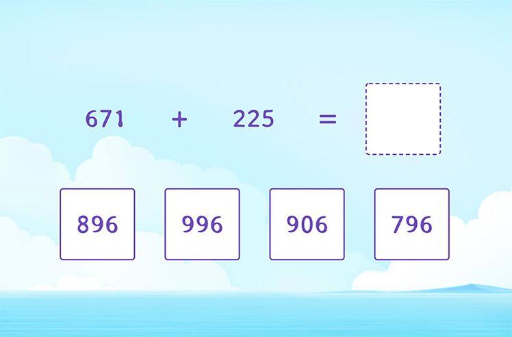 Adding 3-Digit Numbers