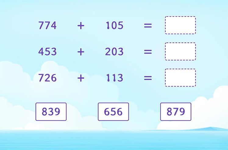 Find the Sum of 3-Digit Numbers