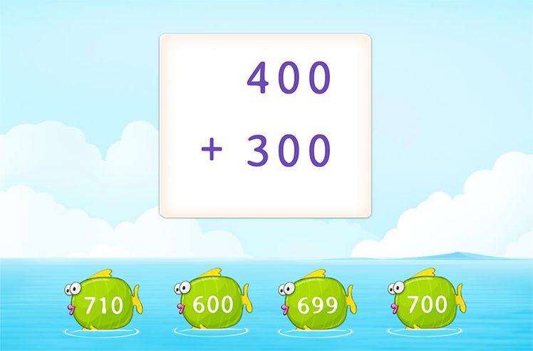 Add Multiples of 100