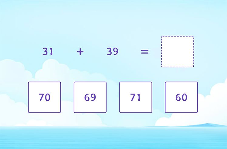 Find the Sum by Regrouping