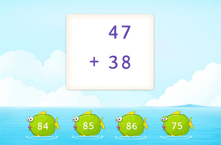 Add 2-Digit Numbers By Regrouping