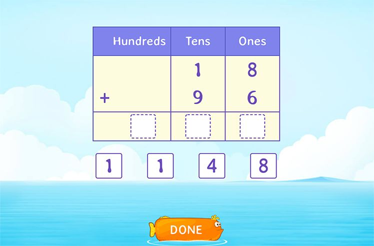 Use Place Value to Add by Regrouping Ones and Tens