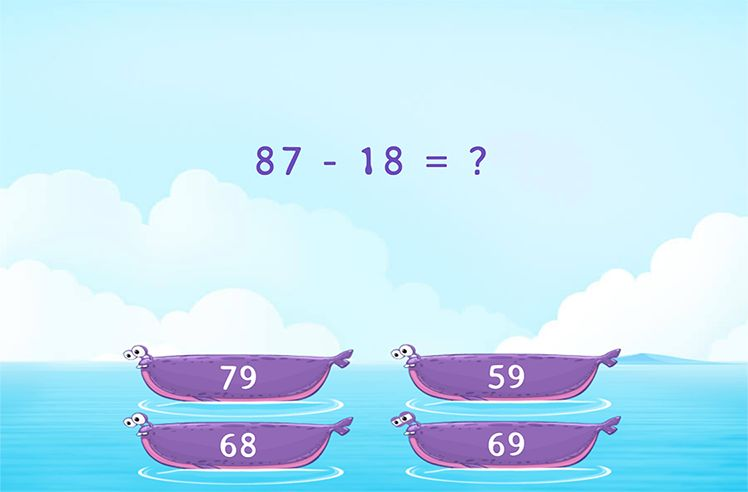 Subtract Numbers by Regrouping