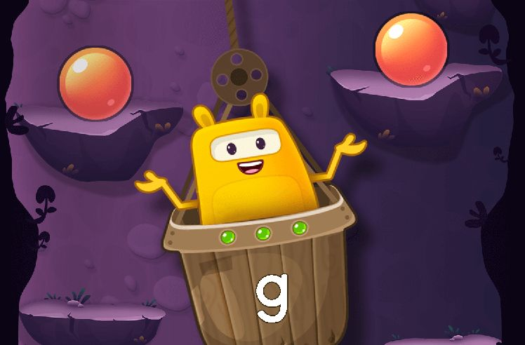 Practice Letter G and Its Sound