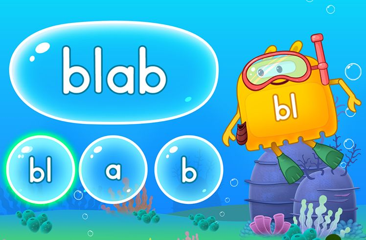 Explore Words With Initial L Blends - bl
