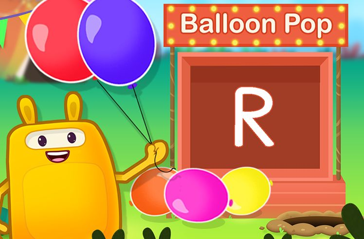 Can You Find the Uppercase Letter R?