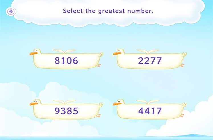 Compare to Find Least or Greatest Number