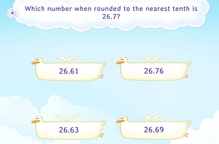 Guess the Number (Rounded to Hundredth)