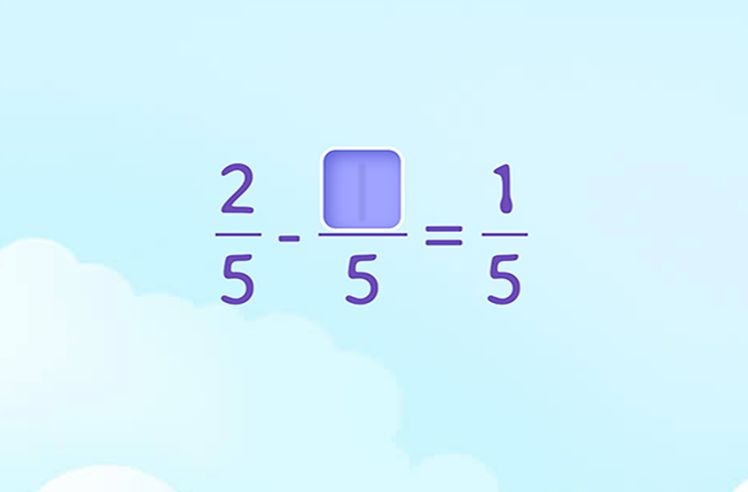 Fill in to Complete the Subtraction