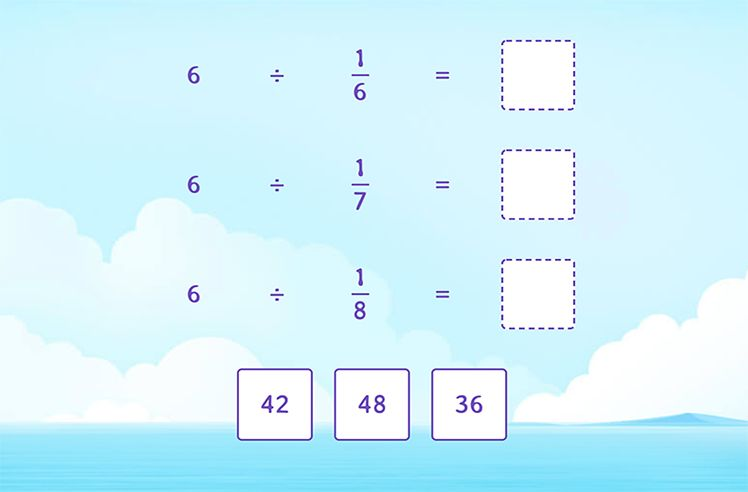 Match by Finding the Quotient