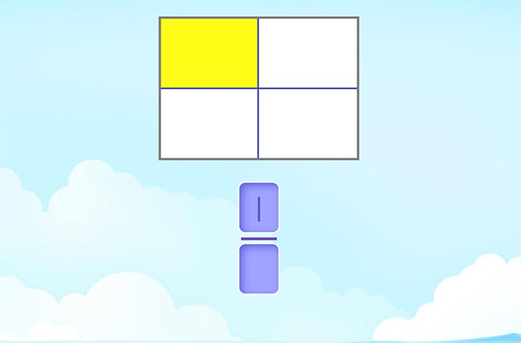 Write the Unit Fraction for the Models