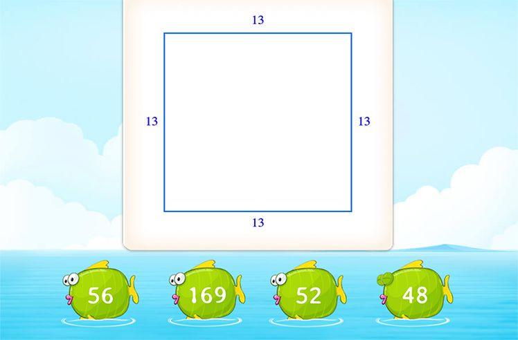 Find the Perimeter of the Quadrilaterals