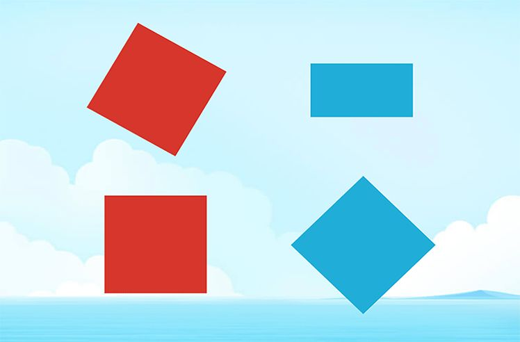 Identify the Shapes in Different Orientations