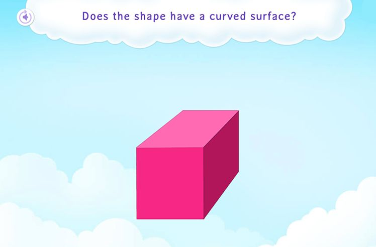 Identify Curved Surface