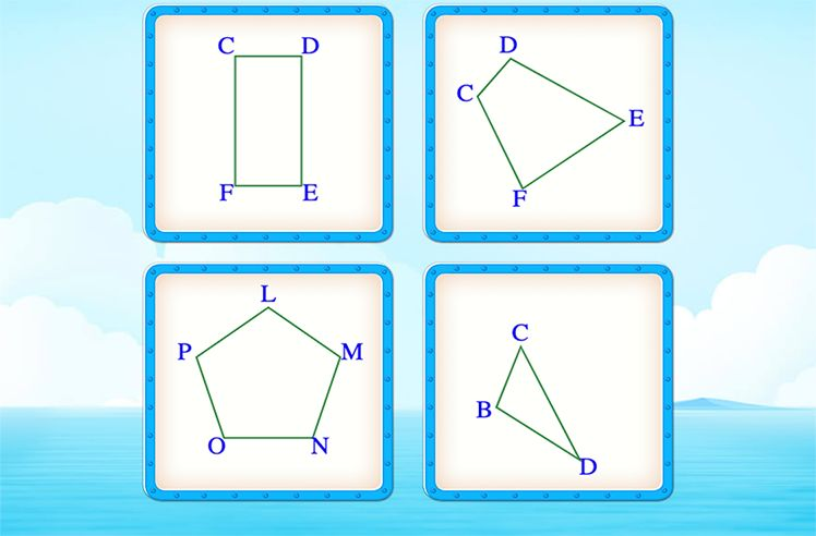 Identify Parallel Sides