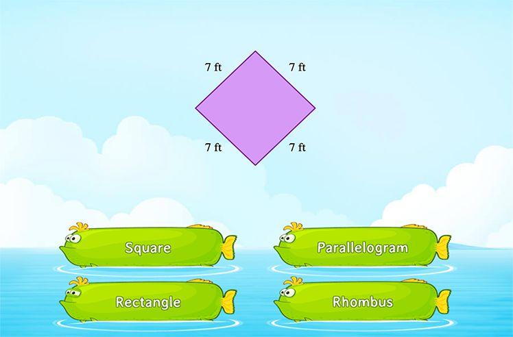Identify the Quadrilateral