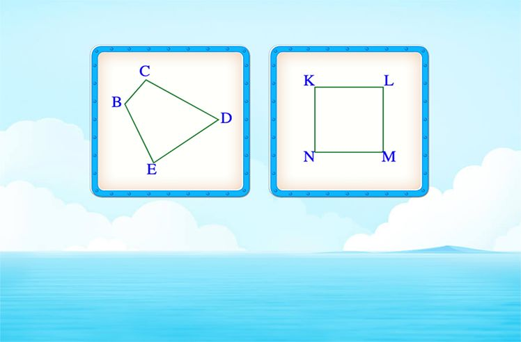 Select the Shape that Fulfills the Given Condition