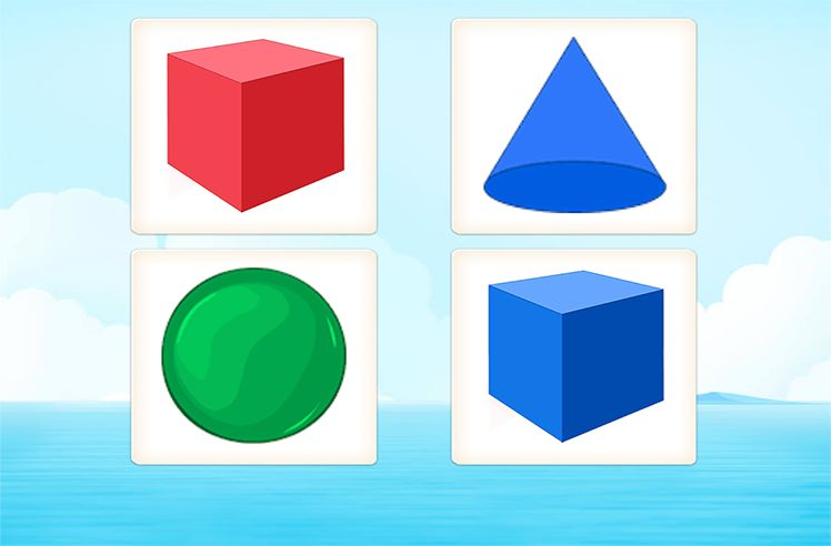 Identify Shapes on the basis of Vertices