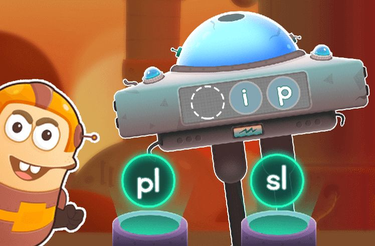 Build Words With Initial L Blends - pl
