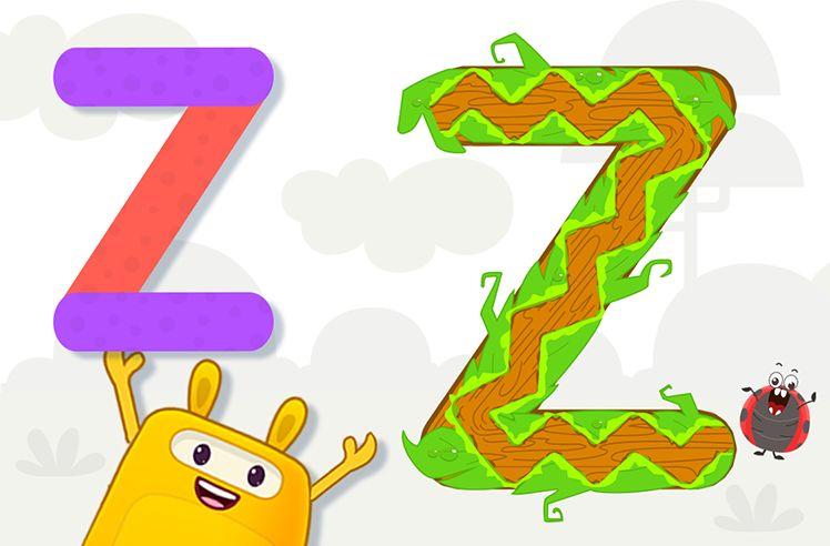 Let's Make the Letter Z