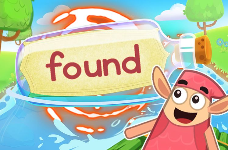 Practice the Sight Word: found