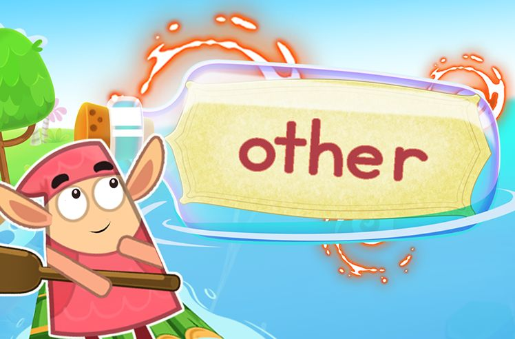 Practice the Sight Word: other