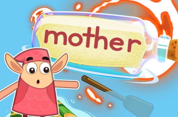 Practice the Sight Word: mother