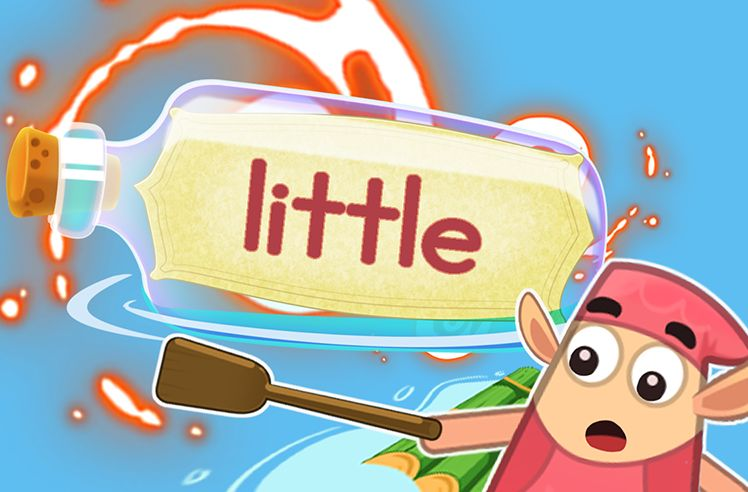 Practice the Sight Word: little