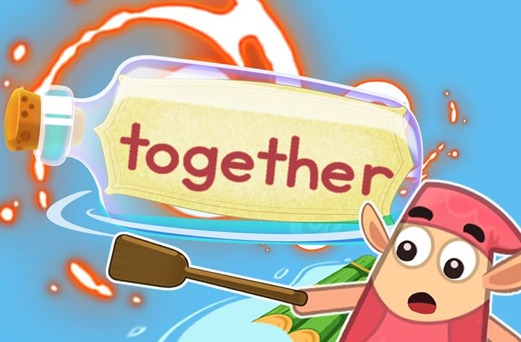 Practice the Sight Word: together