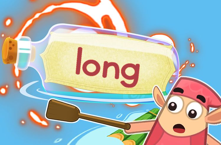 Practice the Sight Word: long