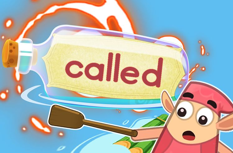 Practice the Sight Word: called