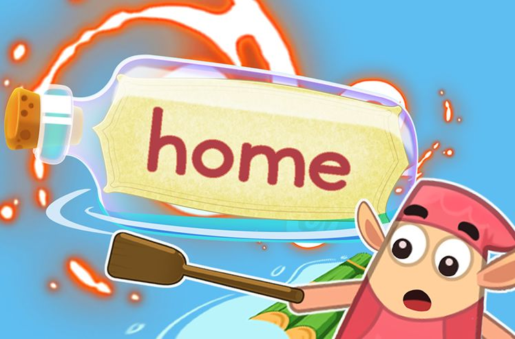 Practice the Sight Word: home