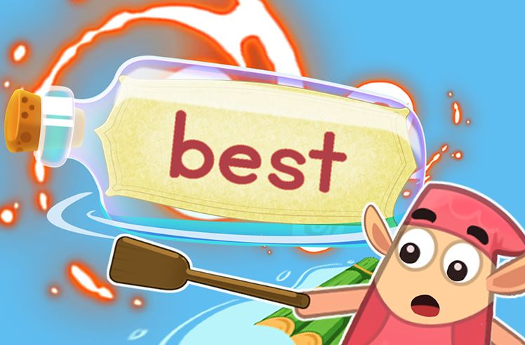 Practice the Sight Word: best