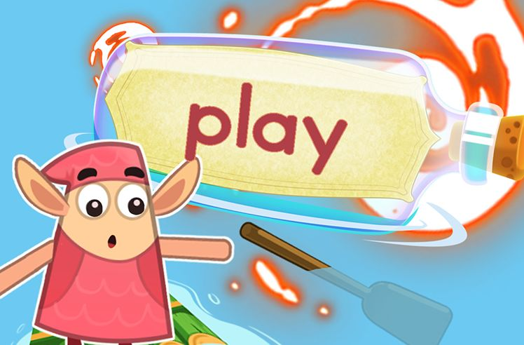 Practice the Sight Word: play