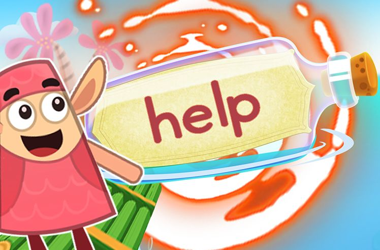 Practice the Sight Word: help
