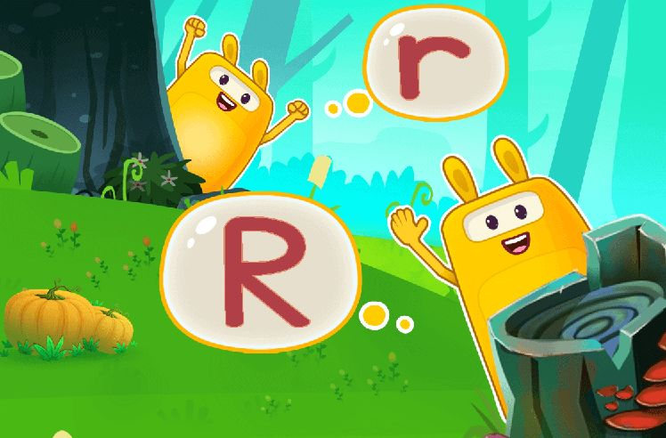 Match Uppercase and Lowercase R